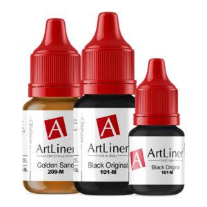 ArtLiner® Microblading Pigments