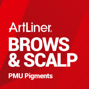 Permanent Makeup Pigments Brows & Scalp